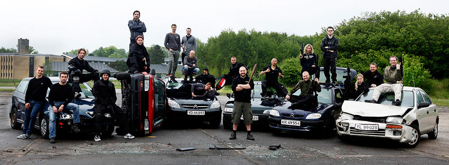 Stunts 101: 12 Schools Where You Can Learn to be a Stunt Driver