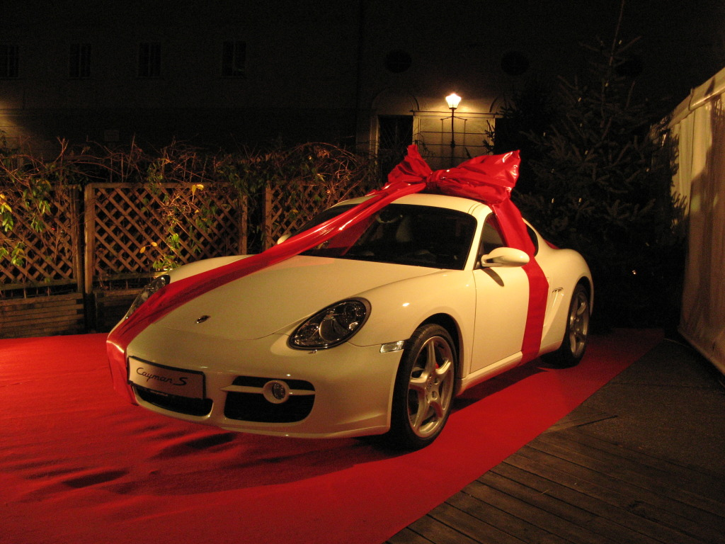Christmas for the Car Lover