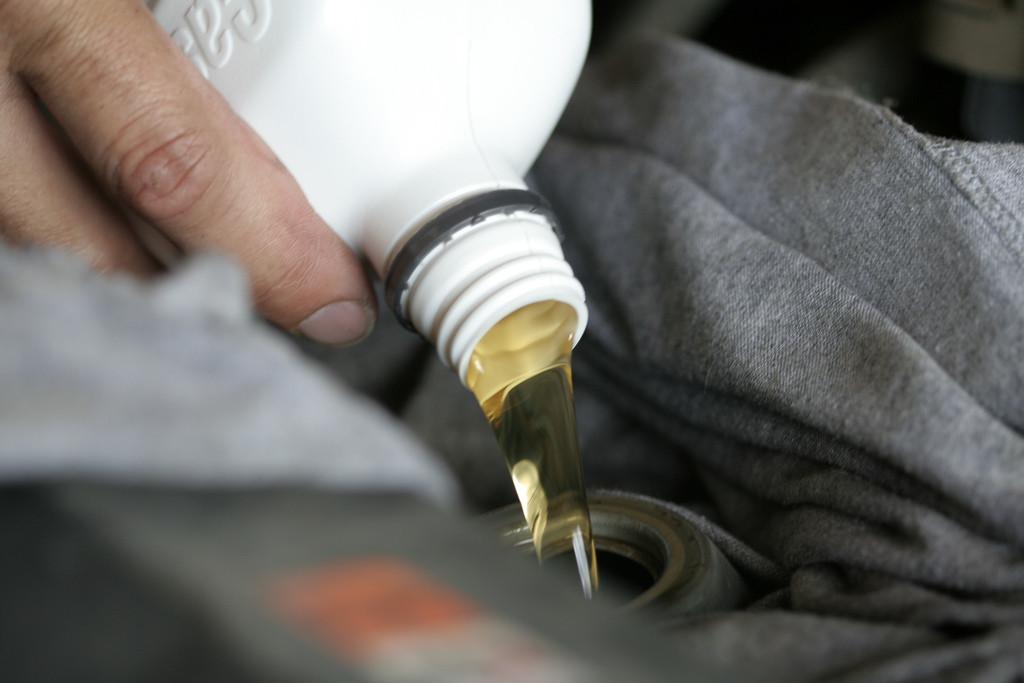 The Best Oil Change in Boulder
