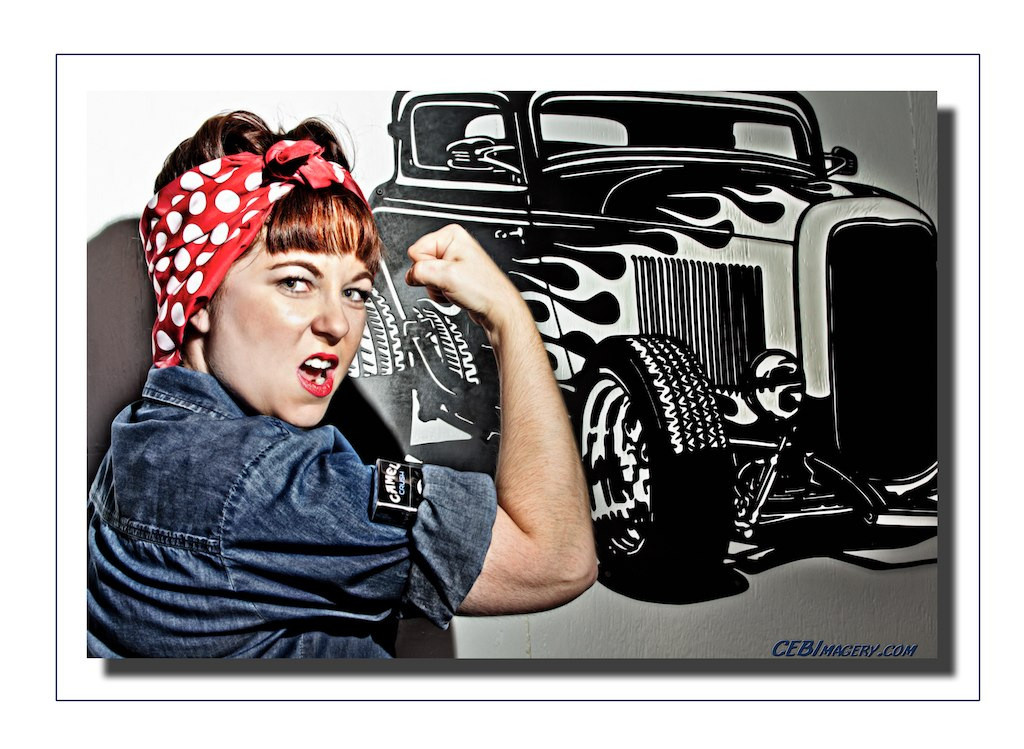 Women and Cars: Knowledge is Power