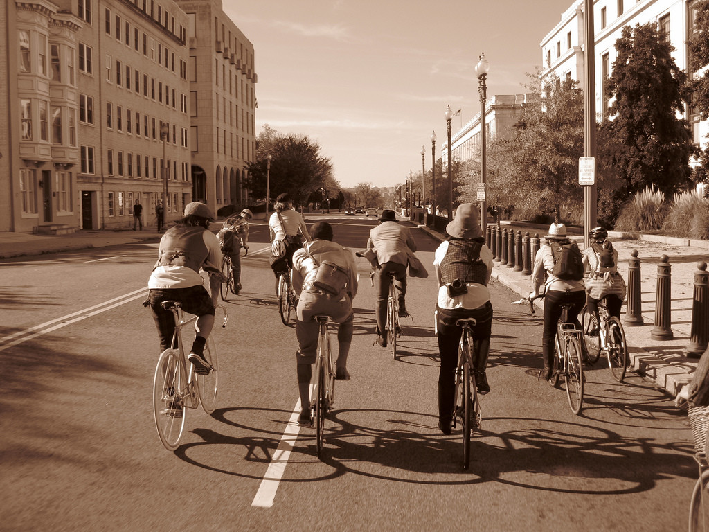 The 19 Best Group Bike Rides in America