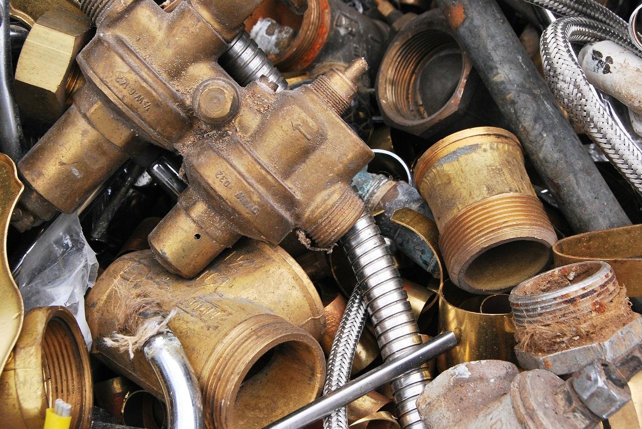 metal car parts