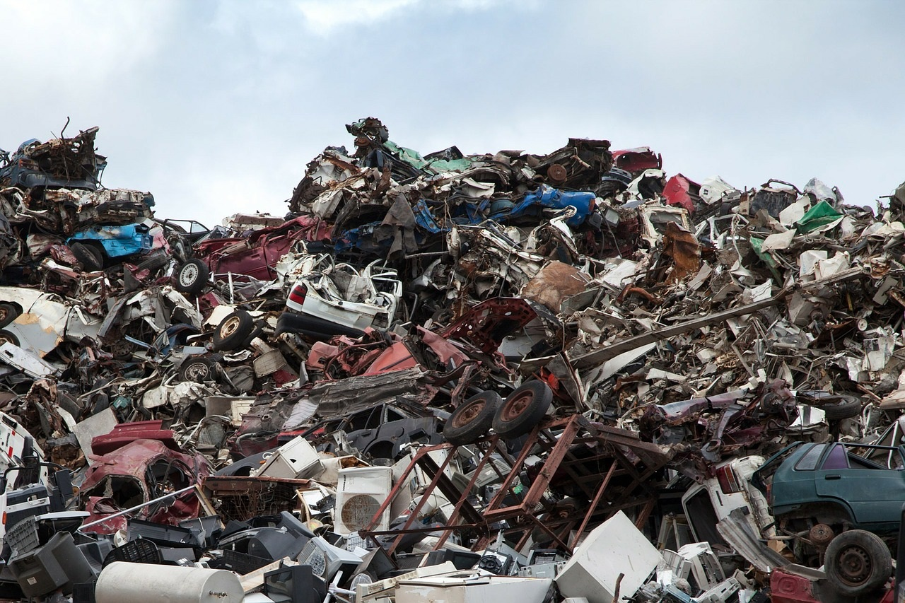 25 Auto Recyclers in Colorado To Take Your Old Car