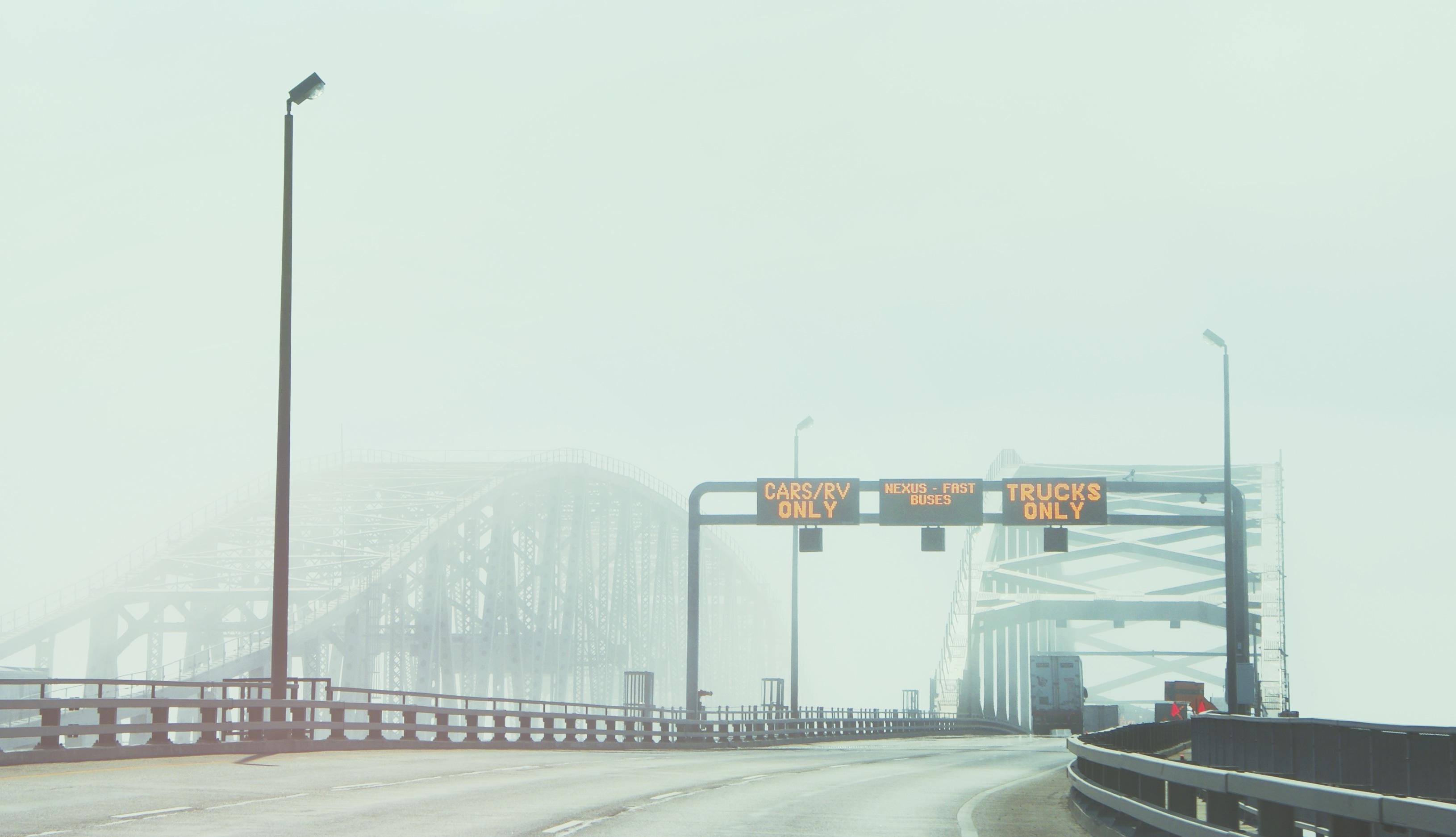 car lanes