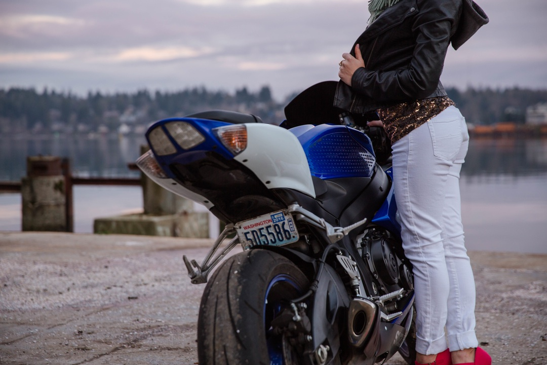 Motorcycle Clubs for Women - near motorcycle
