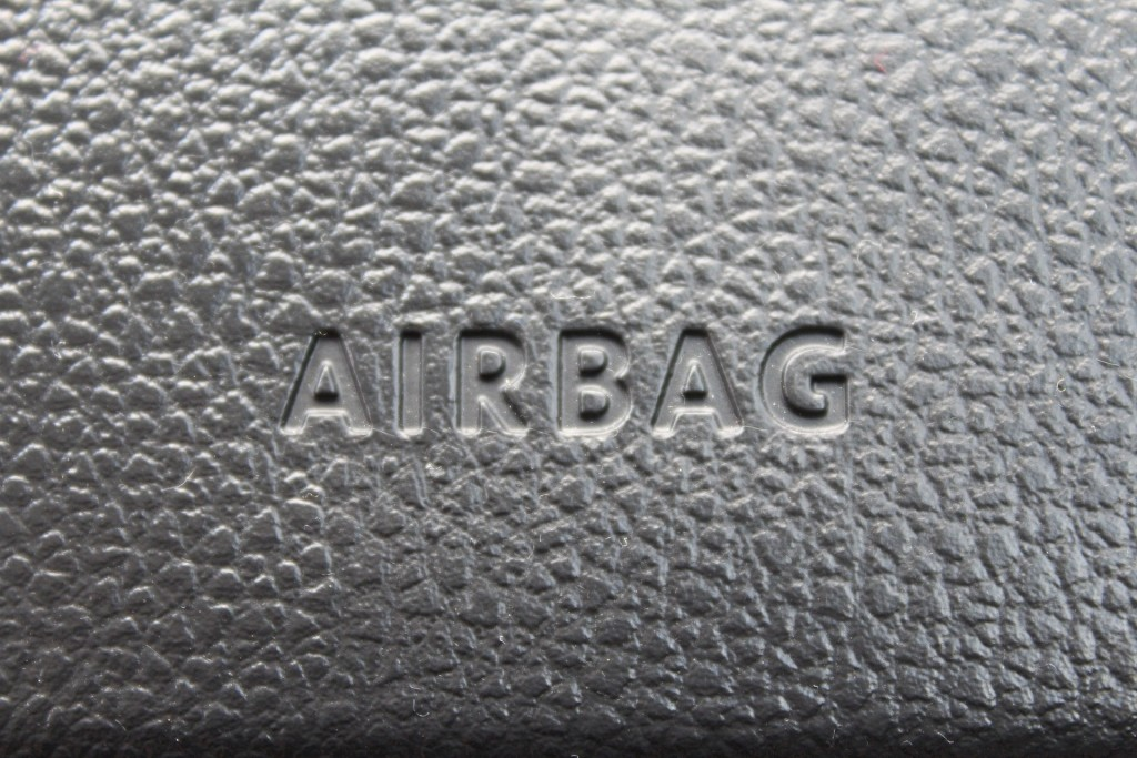 airbag print leather