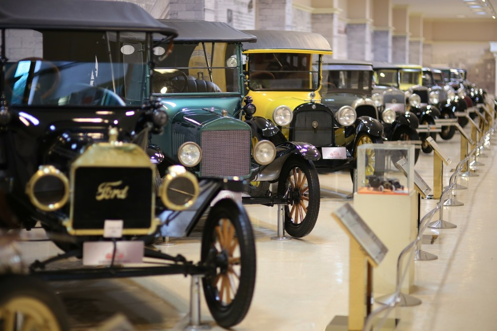 fords in museum